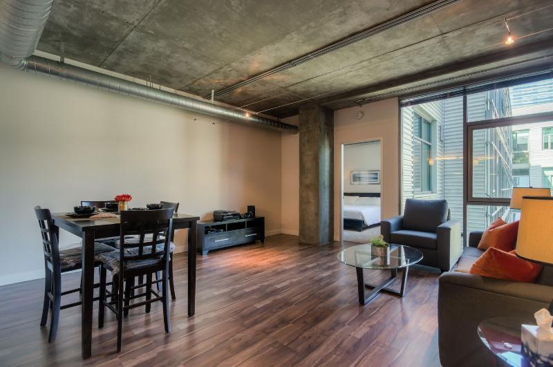 HOT 2br downtown LA across from Staples Center! - Image 1 - Los Angeles - rentals
