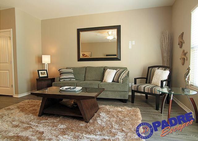 Living Area - Make memories that will last a lifetime at this beautiful new 3/3 Townhouse! - Corpus Christi - rentals