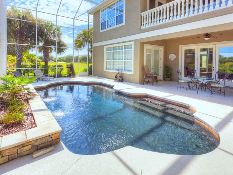 Blue Heron, 4 Bedrooms, Ocean Hammock, Private Pool, WiFi, Sleeps 8 - Image 1 - Palm Coast - rentals