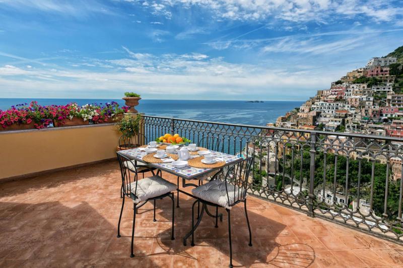 Casa Praiano - Image 1 - Positano - rentals
