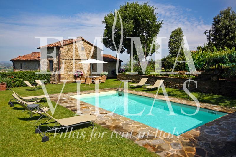Casale Lamate 6 - Image 1 - Cortona - rentals