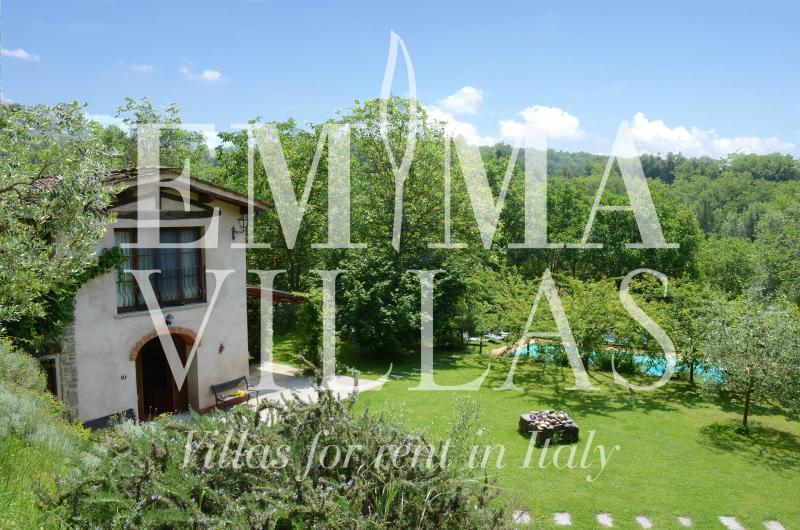 Casa Al Fiume 4+2 - Image 1 - Arezzo - rentals
