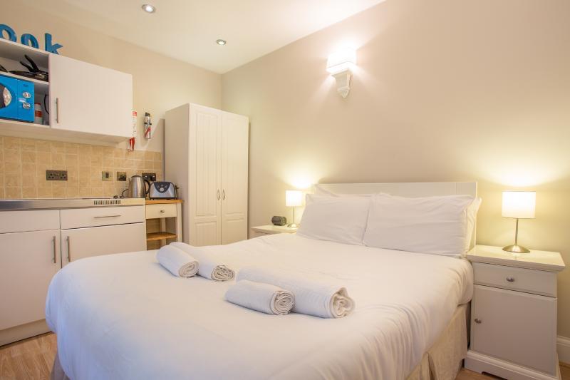 West Kensington Affordable Studio - Image 1 - London - rentals