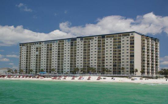 Regency Towers Gulf Front 3 bedroom - Sleeps 10! - Image 1 - Panama City Beach - rentals