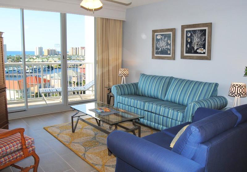 Terrace at Pelican Beach Resort, Unit 803 - Terrace at Pelican Beach Resort, Unit 803 - Destin - rentals