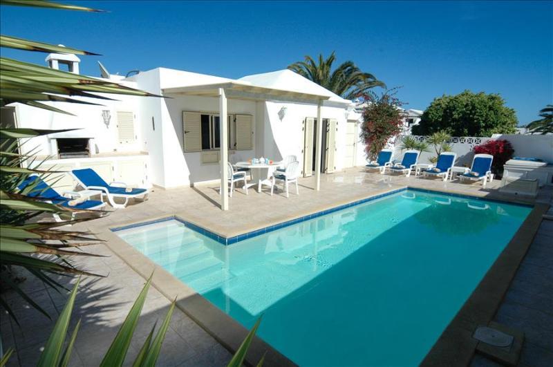 Villa LVC212405 - Image 1 - Puerto Del Carmen - rentals