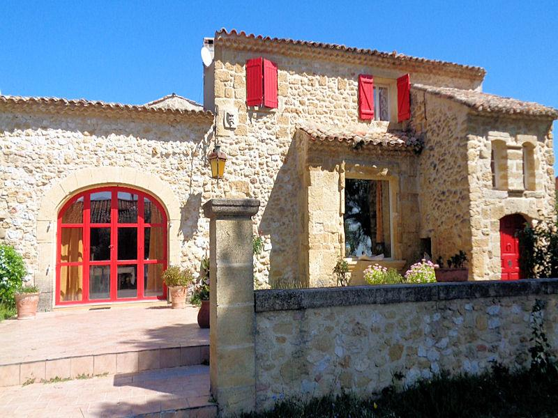 Lambesc Provence, Villa 9p. private pool, 1/2h from Aix-en-Provence - Image 1 - Lambesc - rentals