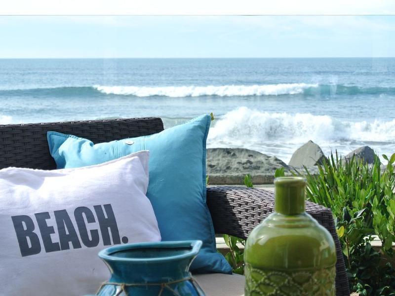 ocean views! - Luxury Beach Rental with ocean views and A/C - Oceanside - rentals