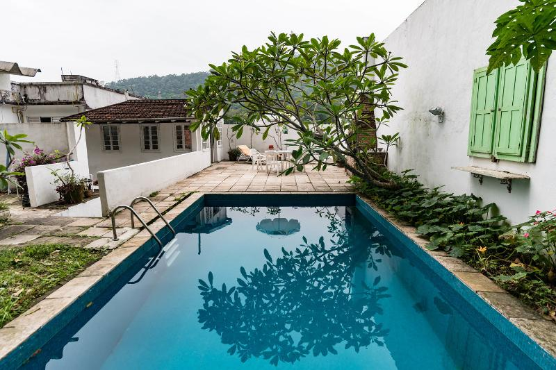 "The Pool - ""Apartment on the green"" (suite, kitchen and pool) - Rio de Janeiro - rentals"