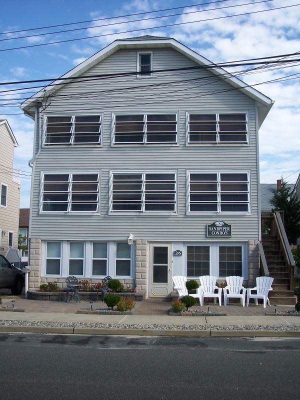 Seaside Park,NJ 3 or 4 Bedroom OCEAN BLOCK Watervi - Image 1 - Seaside Park - rentals