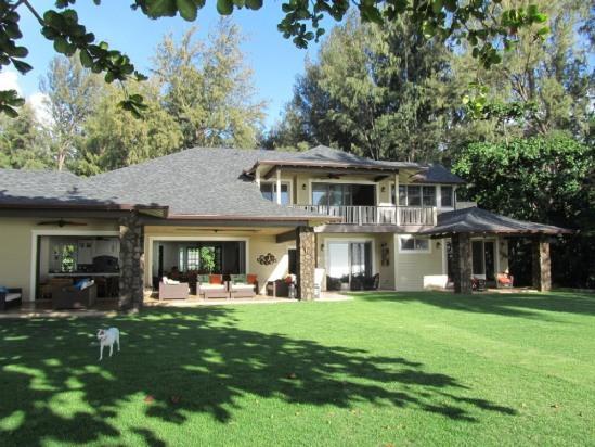 Ho'onanea Beach Villa - Image 1 - Haleiwa - rentals