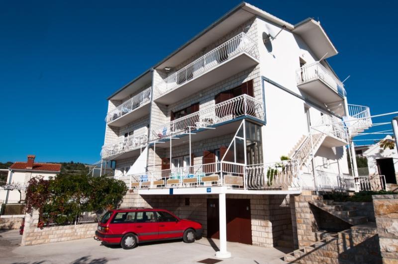 house - 1736  A2(7) - Cove Kanica (Rogoznica) - Cove Kanica (Rogoznica) - rentals