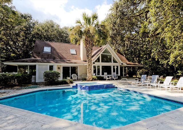 Welcome to Offshore 63 - Off Shore 63, 4 Bedroom, Private Pool and Spa, Sleeps 13 - Hilton Head - rentals