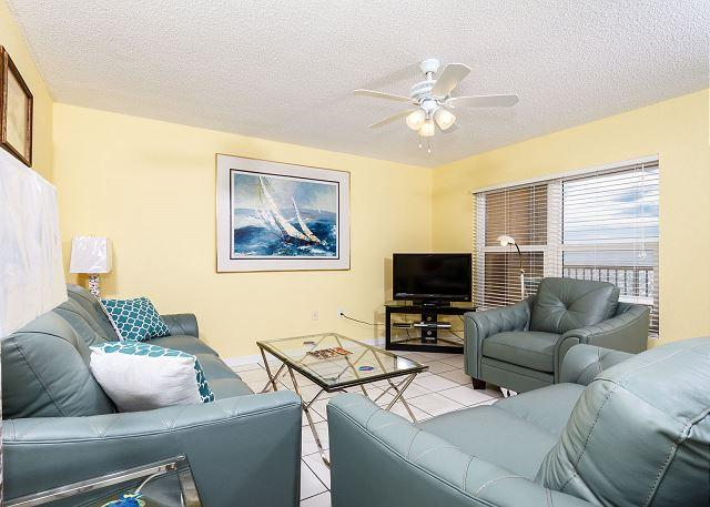 Condo#4007:VACATION NOW in this COMFY BEACH FRONT dwelling! - Image 1 - Fort Walton Beach - rentals