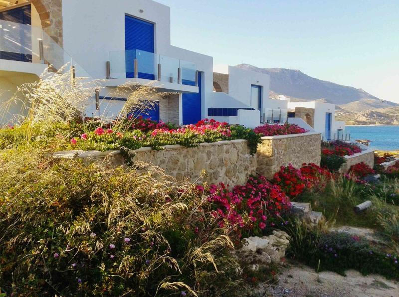 Villa Wonder Wings - Karpathos: 30mt from the sea! - Image 1 - Karpathos - rentals