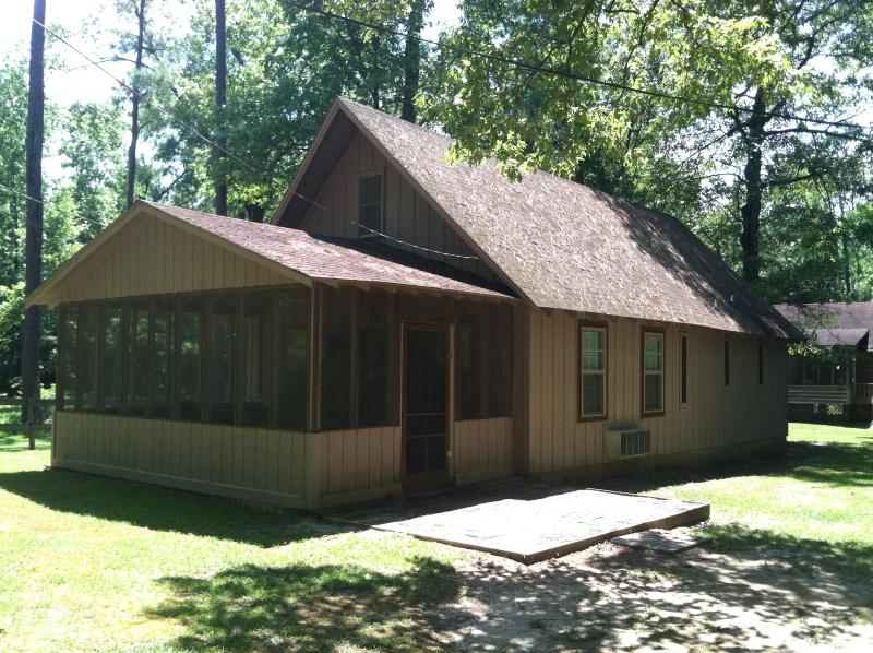 White Oak Cabin - South Carolina Lowcountry River Cabin - Gresham - rentals