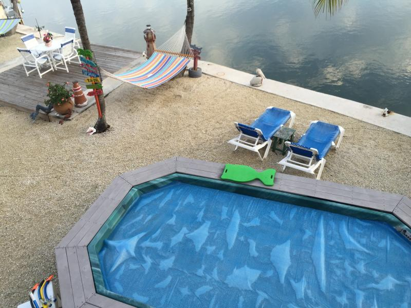 pool/spa - Beautiful Oceanfront 4/2 Home With Heated Pool/Spa - Summerland Key - rentals