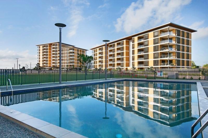 01 - Executive Harbour Views - Darwin - rentals