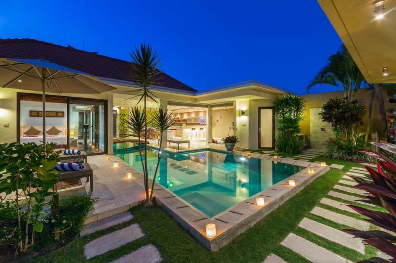 Modern 3 Bedroom Boutique Villa, Umalas - Image 1 - Kerobokan - rentals