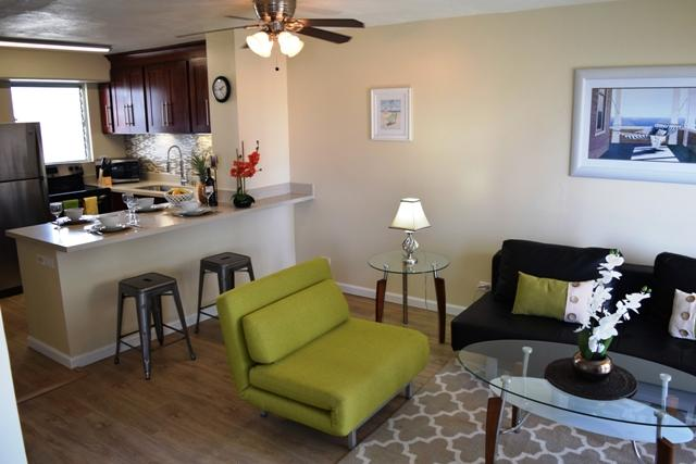 High Upgrades and newly renovated condo - Beautiful 2 bedr Renovated condo.Central location. - Waikiki - rentals