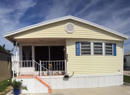 209 Nettles - Nettles Island, FL #209,  2 bed 1 bath - Jensen Beach - rentals