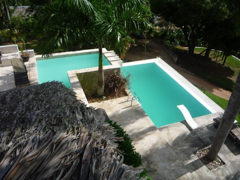 Tropical Ocean View Villa, Countryside - Image 1 - Las Terrenas - rentals