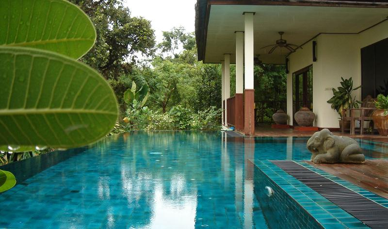 Enjoy your private swimming pool at Gecko Villa - Gecko Villa  Full Board rural Thai pool villa - Udon Thani - rentals