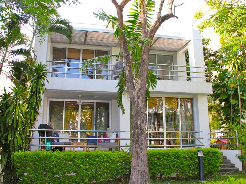 Front of the villa - Samet View Beach House Rayong - Beach Front - Rayong - rentals