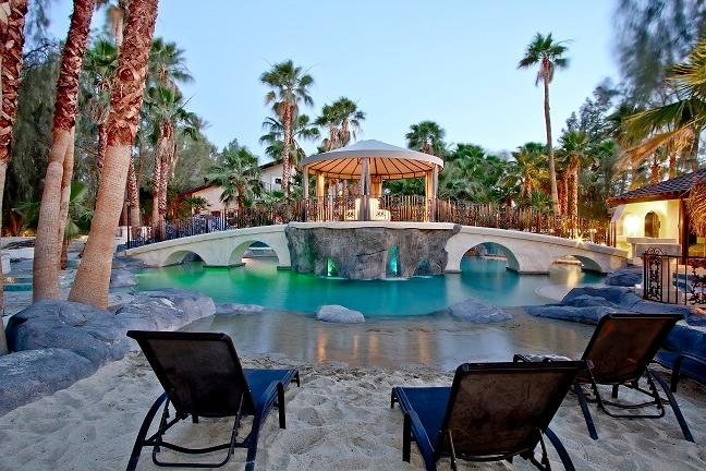 The 2810 Private Resort,  Concierge, Best Pool and Sand Beach - Image 1 - Las Vegas - rentals