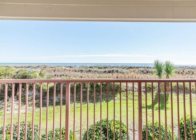Views - Beach & Tennis Admirals Row 107, 1 Bedroom, Ocean View, 2 Pools, Sleeps 4 - Hilton Head - rentals