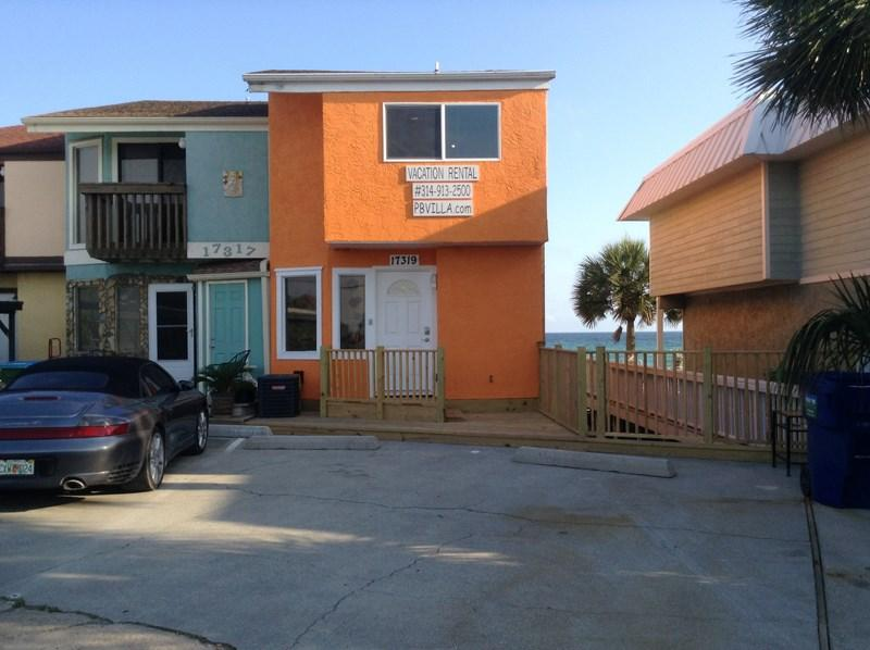 This Townhouse ORANGE 2B 2.5BA is Located near Pier Park with 4 parking spots - PET FREINDLY/WAlk off deck TO sand - Panama City Beach - rentals