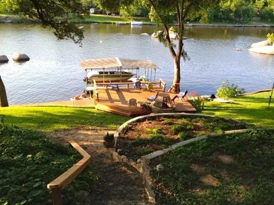 2 Bedroom Cool Waters, Lake LBJ #1 Swimming Hole! - Image 1 - Burnet - rentals