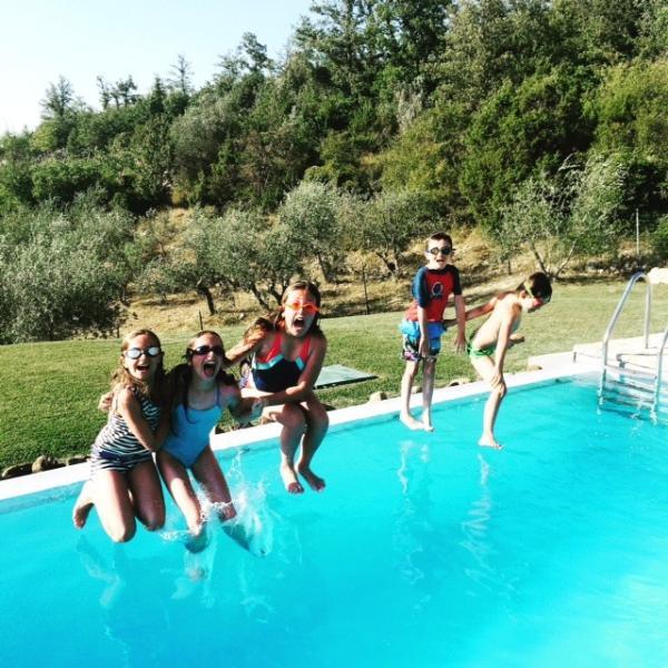 Villa perfect for Families - Luxury Villa in Chianti, perfect for families - Gaiole in Chianti - rentals