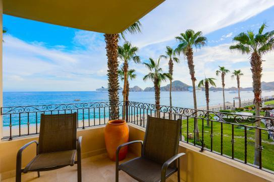 Beachfront Studio with Kitchenette - 2nd Floor - Medano Beach and Lands End Views! - Image 1 - Cabo San Lucas - rentals