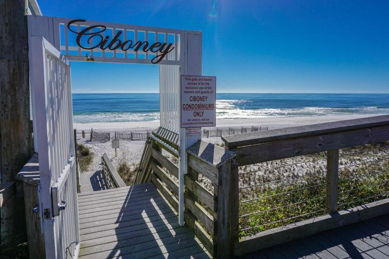 Just Walking Distance From the Beach, Enjoy A Short Walk On The Beach Everyday.  - Ciboney 2014 - Destin - rentals