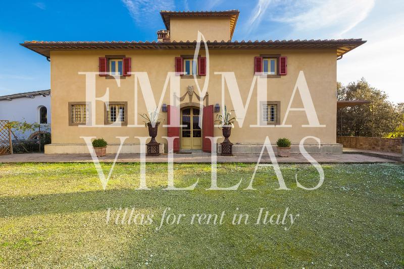 Villa Ronzanello Artimino 6 - Image 1 - Poggio alla Malva - rentals