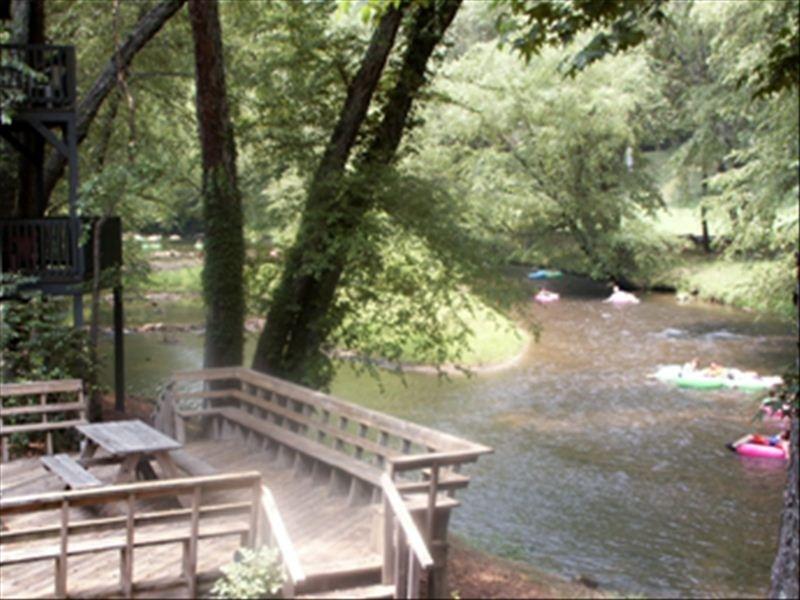River View - Alpine Riverside Retreat Downtown Helen - Helen - rentals
