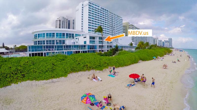 MBDV ideal location - Luxurious Miami Beach Oceanfront suite - Miami Beach - rentals