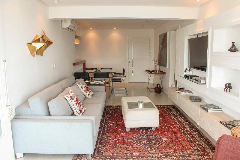 Lovely 2 Bedroom Apartment in Brooklin - Image 1 - Sao Paulo - rentals