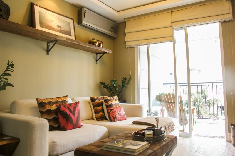 Superb 1 Bedroom Apartment in Vila Nova Conceicão - Image 1 - Sao Paulo - rentals