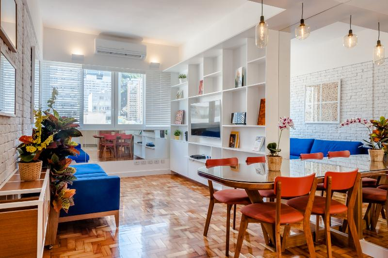 Pleasant 2 Bedroom Apartment Nestled in Ipanema - Image 1 - Rio de Janeiro - rentals