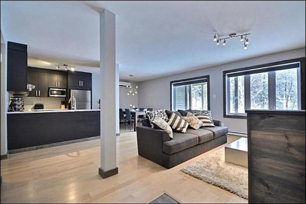 Luxury Modern Living - Lovely Mountain Views - High End Modern Design (6238) - Mont Tremblant - rentals
