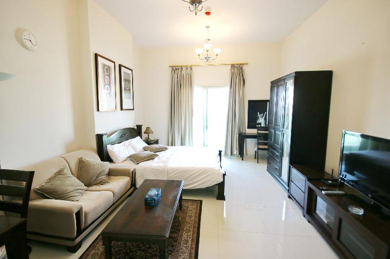 Studio in Sports City, facing the famous Stadium - Image 1 - Dubai - rentals
