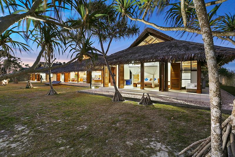 Villa ASANA - Exclusive Private Beachfront - Image 1 - Port Vila - rentals