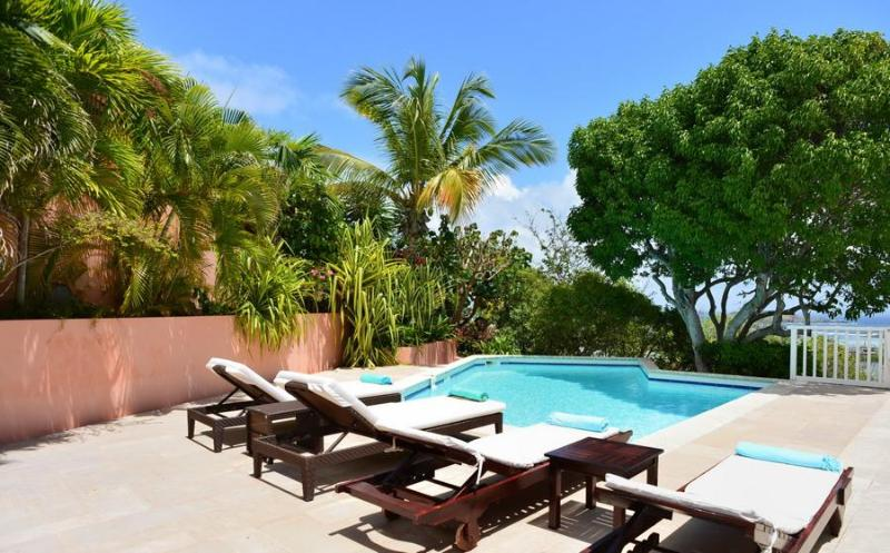 La Tortue - Ideal for Couples and Families, Beautiful Pool and Beach - Image 1 - Grand Cul-de-Sac - rentals