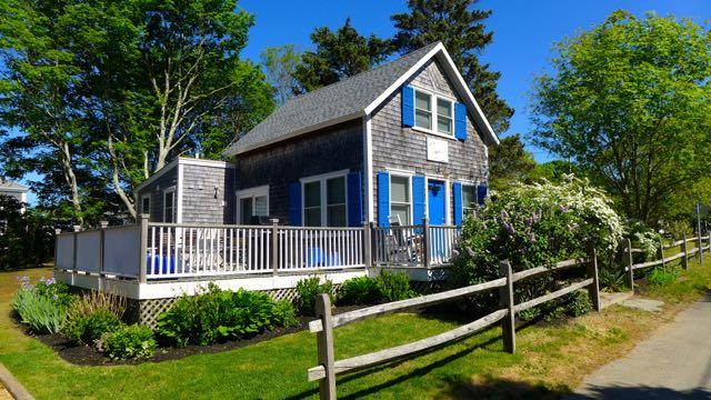 The Blue Canoe-1900's Cottage Made New! (212) - Image 1 - Massachusetts - rentals