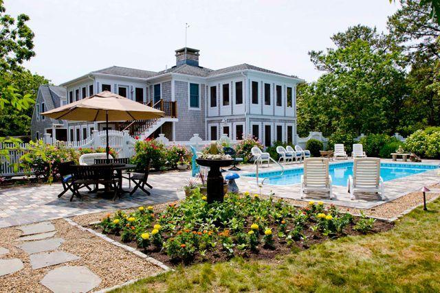 Chappaquiddick Monet House! (378) - Image 1 - Massachusetts - rentals