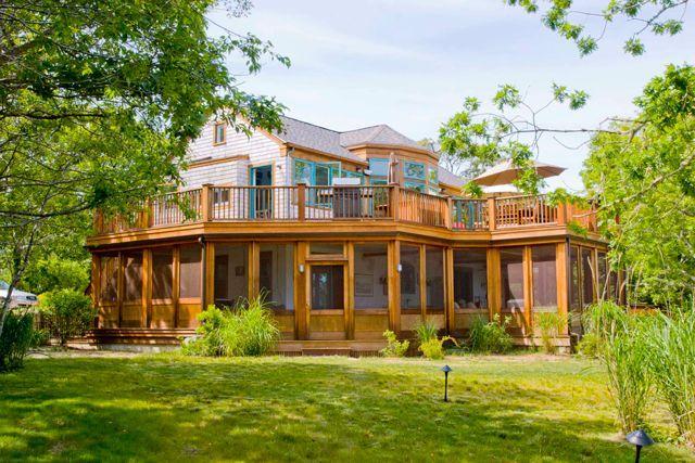 Chappaquiddick Captain's House! (379) - Image 1 - Massachusetts - rentals