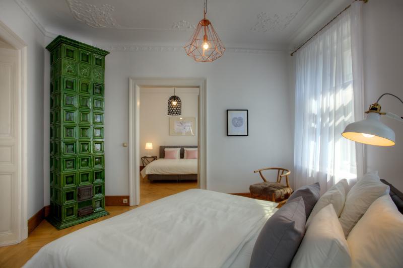 Three-Bedroom Classic Apartment - Image 1 - Prague - rentals