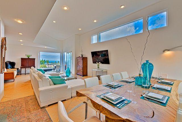 "Dual Ocean View, Cathedral Ceilings and 80"" TVs - JULY AUG  Specials Ultra Modern Hill Top 31 days - Laguna Beach - rentals"